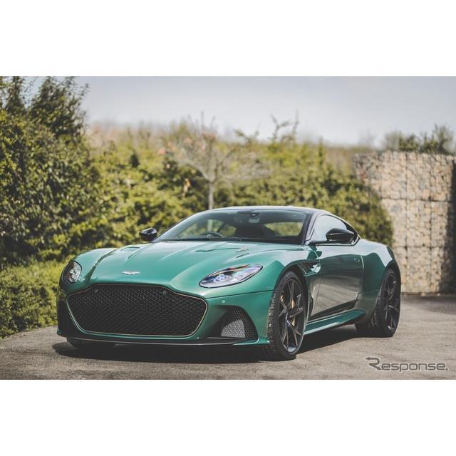 アストンマーティンは4月18日、『DBSスーパーレッジェーラ』(Aston Martin DBS Superleggera)の世界24台...