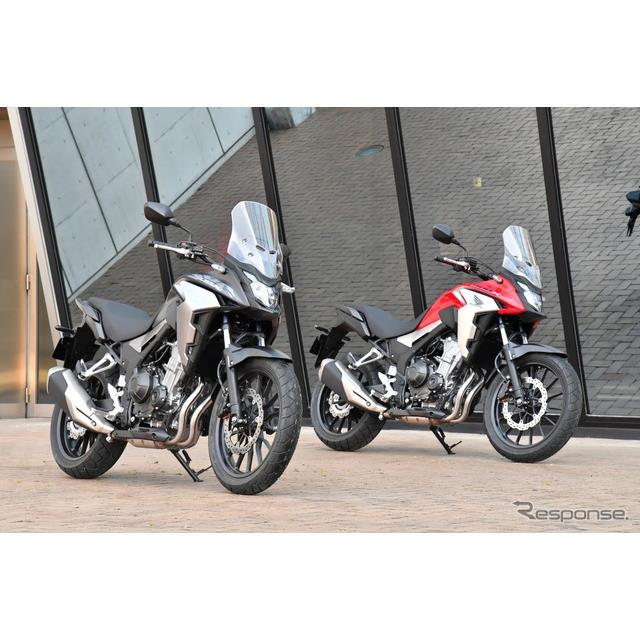 ホンダ 400X 新型