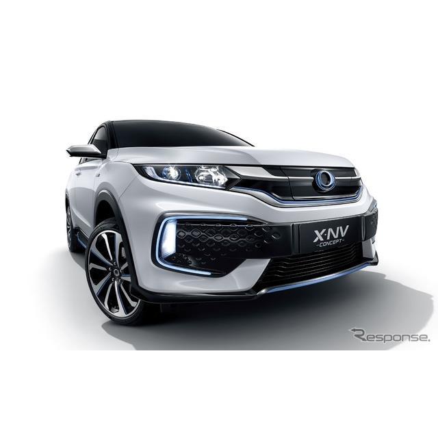ホンダ X-NV コンセプト
