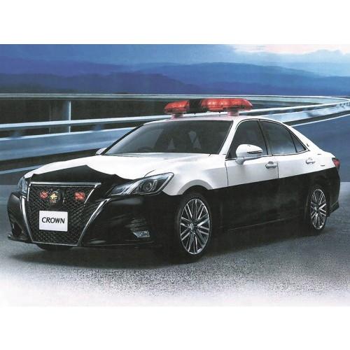 「1/24 トヨタ GRS214 クラウンパトロールカー 交通取締用 '16」
