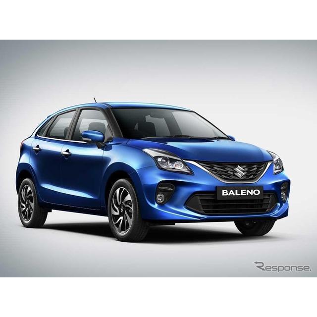 スズキのインド部門、マルチスズキは4月22日、『バレーノ』(Suzuki Baleno)の改良新型に、新世代の「スマ...