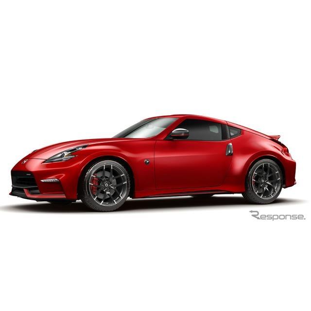 日産自動車(Nissan)の米国部門は4月22日、『370Z』(日本名:『フェアレディZ』に相当)の2020年モデルの...
