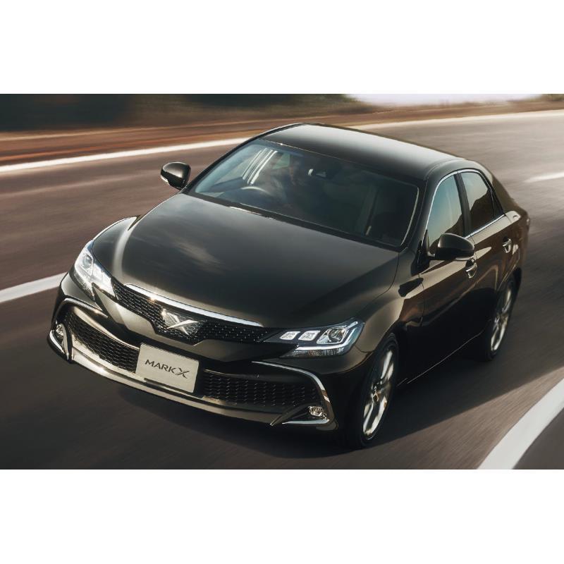 """トヨタ自動車は2019年4月24日、FRセダン「マークX」の特別仕様車「250S""""ファイナルエディション""""」「250S..."""