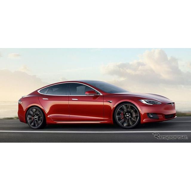 テスラは4月23日、『モデルS』(Tesla Model S)と『モデルX』(Tesla Model X)の改良モデルを米国で発表...
