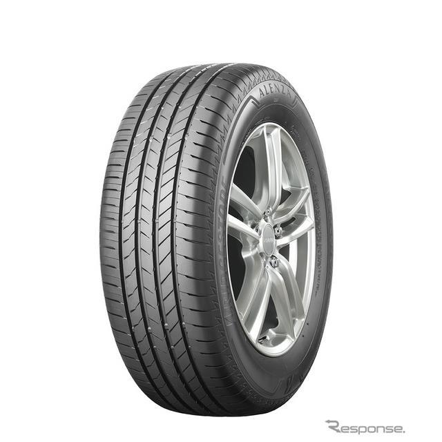 ブリヂストンは4月22日、トヨタ新型『RAV4』の新車装着用タイヤとして、「ALENZA 001」の納入を開始した。...