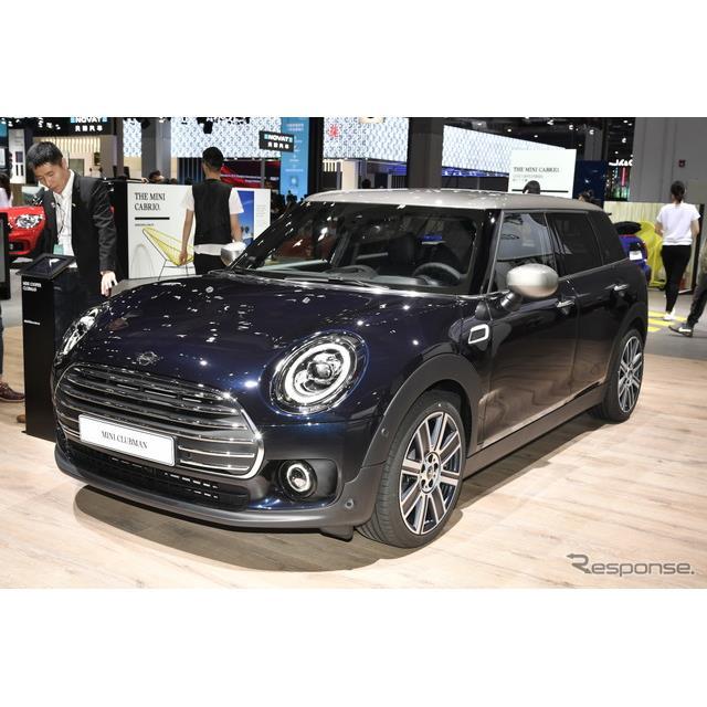 MINI クラブマン 改良新型(上海モーターショー2019)
