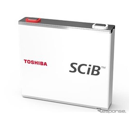 東芝は5月7日、同社の二次電池「SCiB」が日産『デイズ/デイズハイウェイスター』および三菱『eKワゴン/eK...