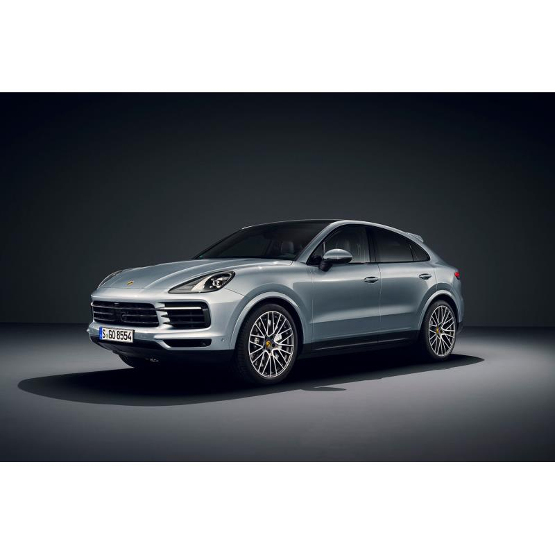 独ポルシェは2019年5月15日、同年3月21日にデビューした新型SUV「カイエンクーペ」のモデルラインナップに...
