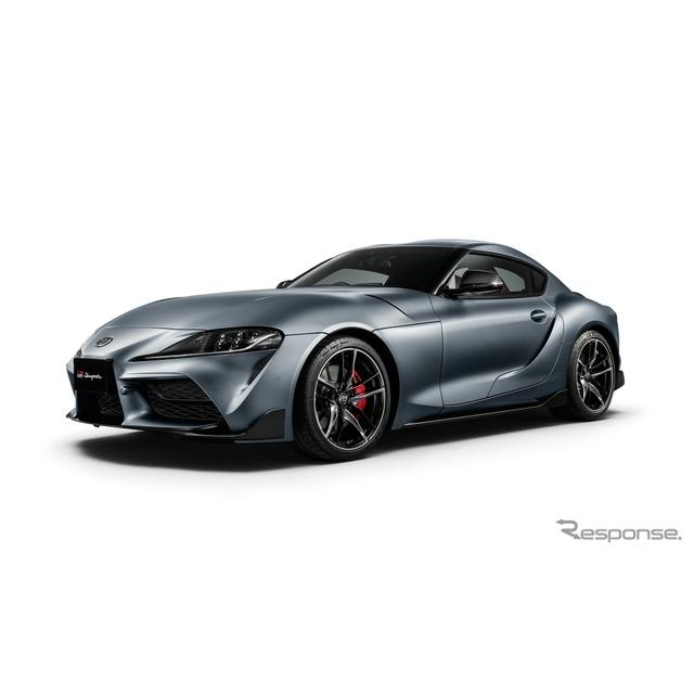 トヨタは、新型『スープラ』を5月17日より発売した。  新型スープラは、TOYOTA GAZOO Racingが展開するス...