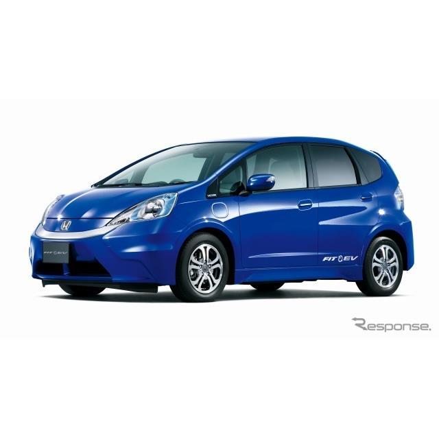 ホンダの米国部門、アメリカンホンダは5月15日、『フィットEV』(Honda Fit EV)の使用済みバッテリーを再...