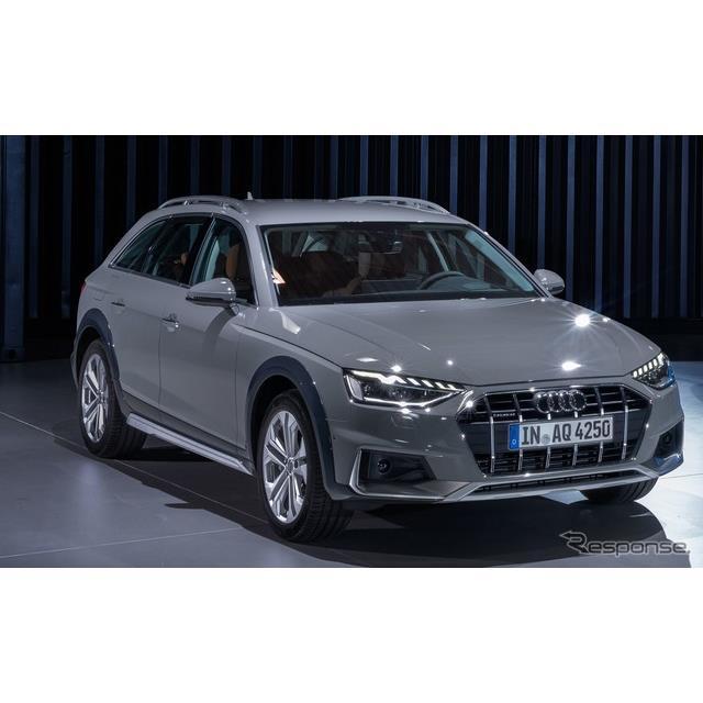 アウディは5月15日、改良新型『A4オールロード クワトロ』(Audi A4 allroad quattro)を欧州で発表した。...