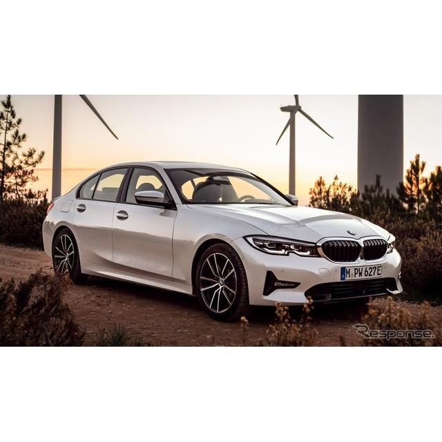 新型BMW 3シリーズ セダンのPHV、330eセダン