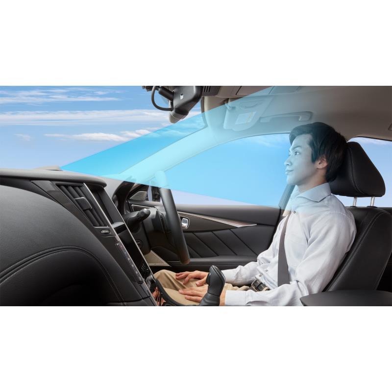 日産の「プロパイロット2.0」は同一車線内でのハンズオフを可能としている。