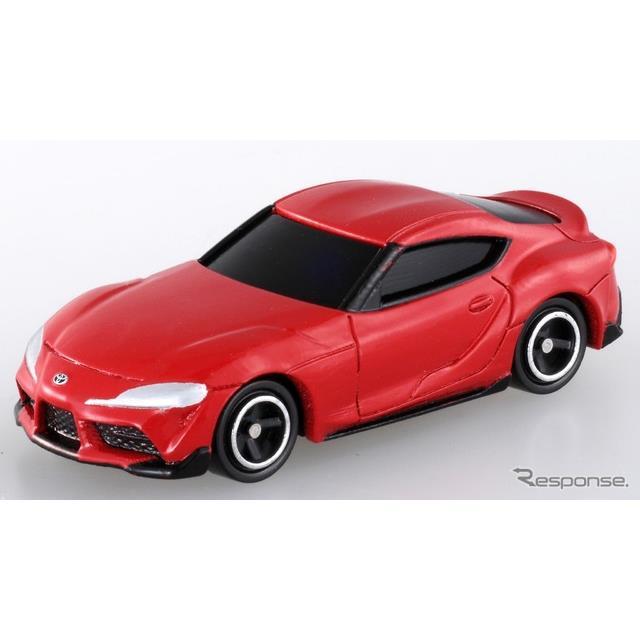 タカラトミーはダイキャスト製ミニカー『トミカ』の新商品として、5月17日に実物の自動車が発表された新型...