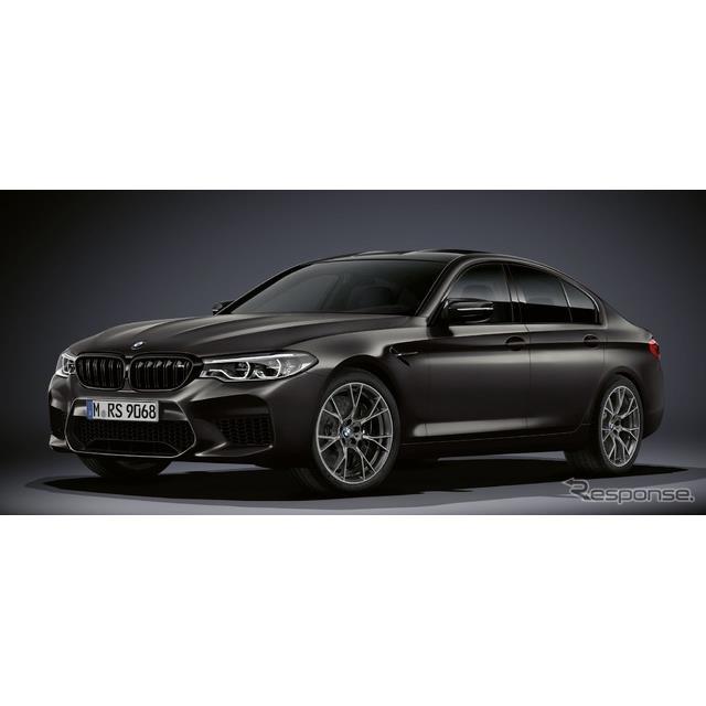 BMWは5月17日、『M5』の登場から35周年を記念した特別限定車、「M5エディション35イヤー」(BMW M5 Edition...
