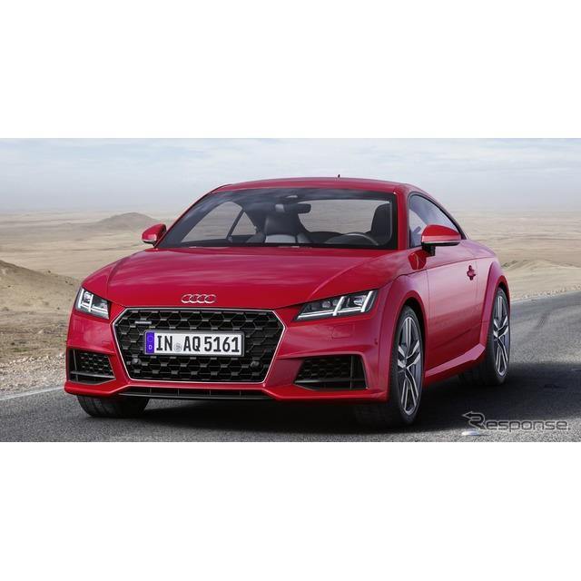 アウディは5月23日、ドイツで開催した年次株主総会において、アウディ『TT』(Audi TT)を現行型で廃止し、...
