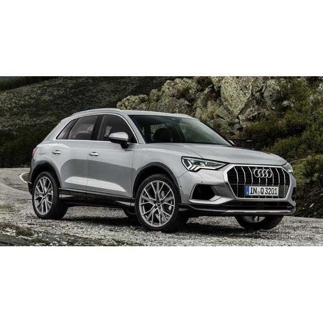 アウディは、ドイツで開催した年次株主総会において、新型車のアウディ『Q3スポーツバック』(Audi Q3 Spor...