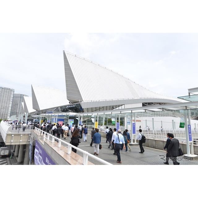 パシフィコ横浜(人とくるまのテクノロジー2018)