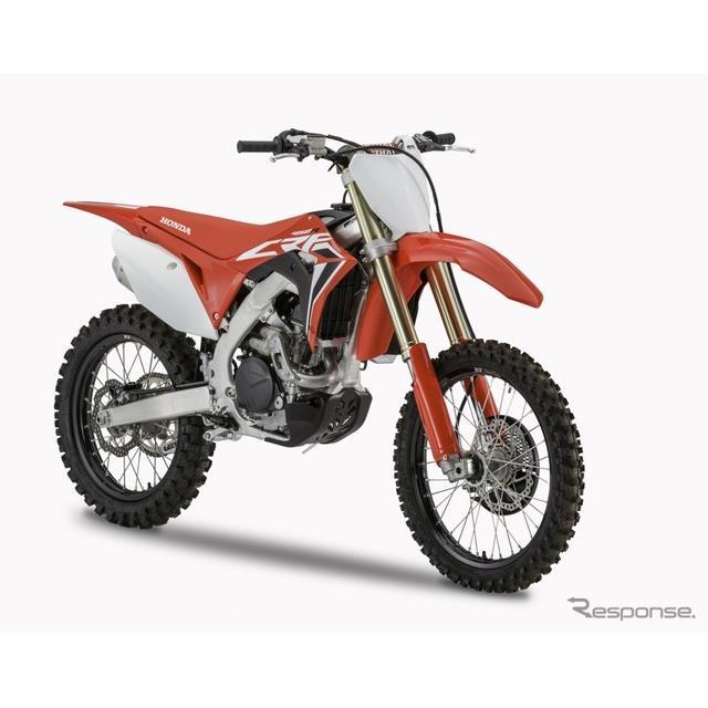ホンダ CRF450R 2020年モデル