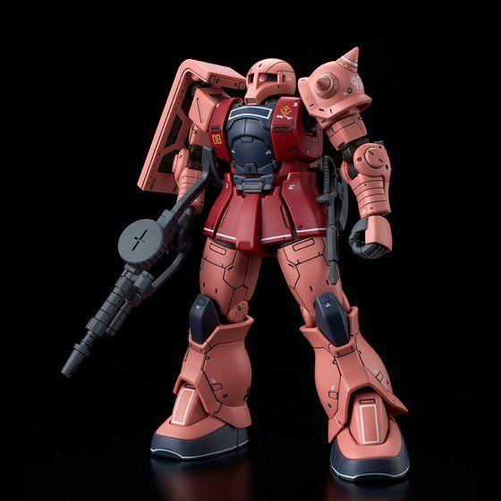 「HG 1/144 MS-05S シャア専用ザクI(LIMITED MODEL)」