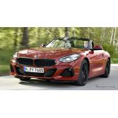 BMW Z4 ロードスター 新型
