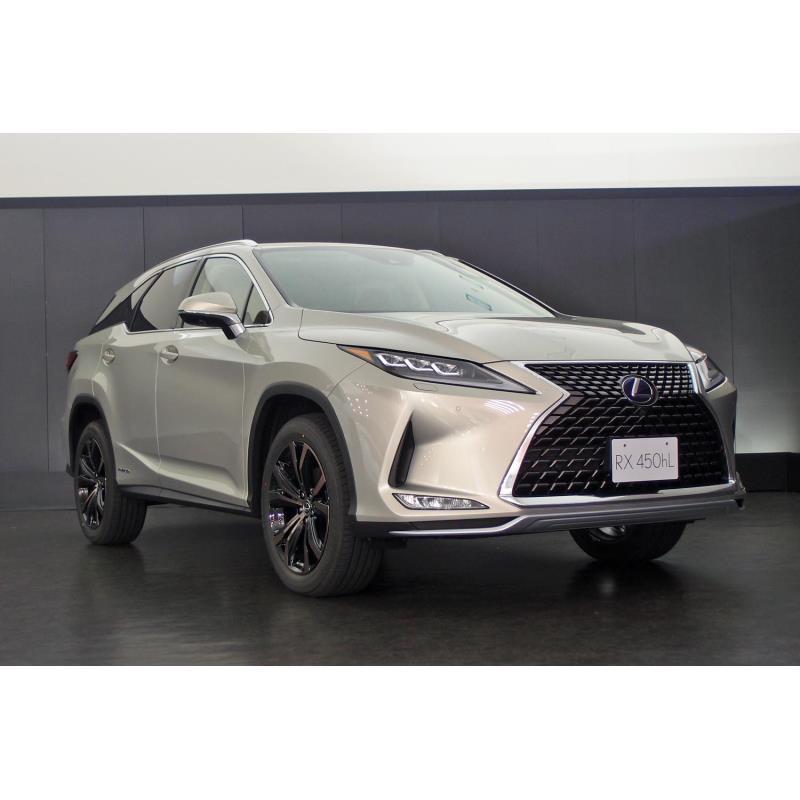 トヨタ自動車は2019年5月30日、マイナーチェンジしたレクサスブランドのSUV「RX」を発表した。同モデルの国...