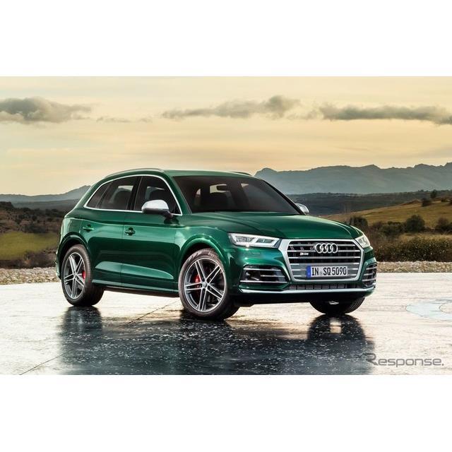アウディは、新型『SQ5 TDI』(Audi SQ5 TDI)を今夏、欧州市場で発売すると発表した。ドイツ本国でのベー...