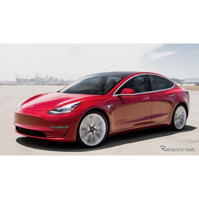 テスラは5月31日、『モデル3』(Tesla Model 3)の受注を、日本、香港、オーストラリア、ニュージーランド...