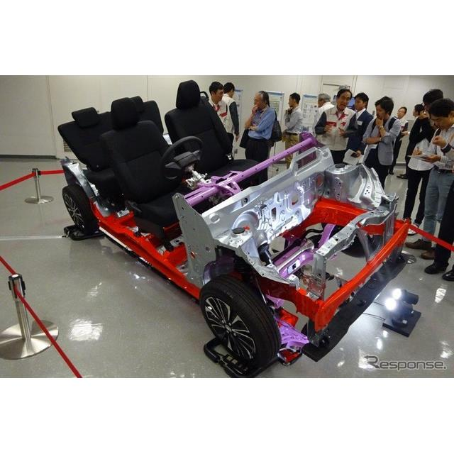 ダイハツ工業は6月6日、新しい開発手法であるDNGA(ダイハツ・ニュー・グローバル・アーキテクチャー)の技...