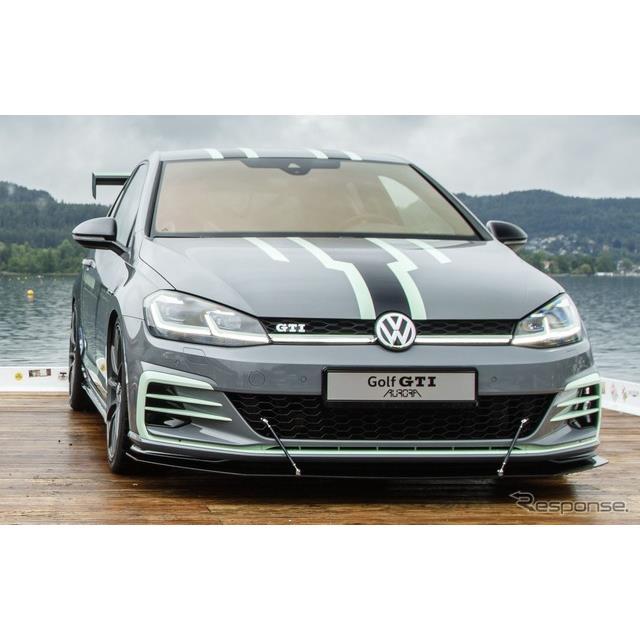 VW ゴルフ GTI オーロラ
