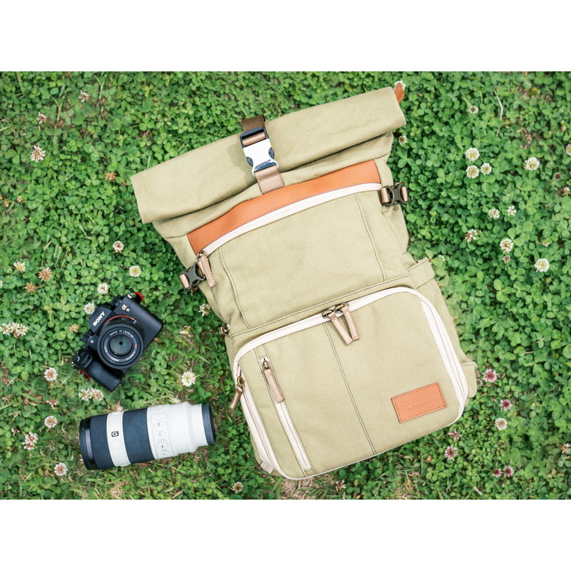 「Endurance カメラバッグ Ext コンパクト&多機能 リュックタイプ」