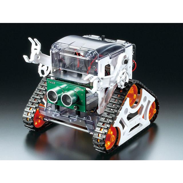 「マイコンロボット工作セット (クローラータイプ)」