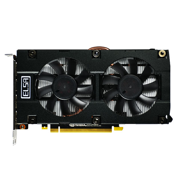 ELSA GeForce GTX 1660 S.A.C