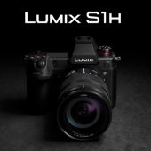 「LUMIX S1H」※画像はイメージ。同社海外サイトより