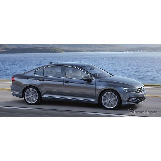 フォルクスワーゲンは、改良新型『パサート』(Volkswagen Passat)の先行販売を欧州で開始した。ドイツ本...
