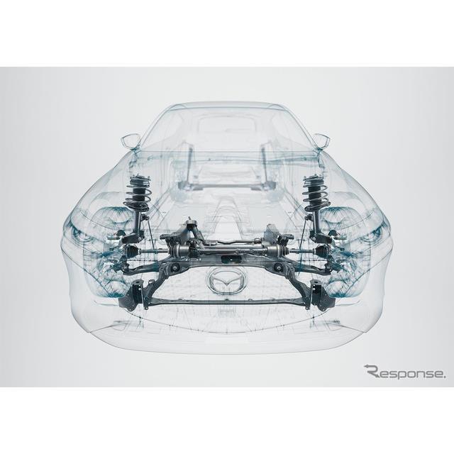 神戸製鋼とマツダは、足回り部品の防錆性能を高めた画期的な溶接方法「自動車足回り向けスラグ低減溶接プロ...