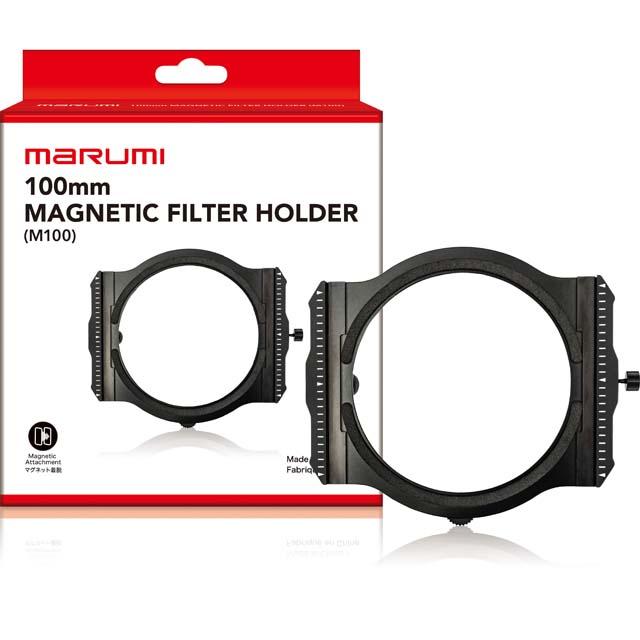 マルミ光機、専用マグネットフレーム対応構造の「マグネットホルダーM100」など