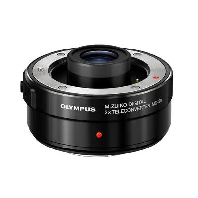 「M.ZUIKO DIGITAL 2x Teleconverter MC-20」