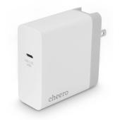 cheero USB-C PD Charger 60W CHE-325