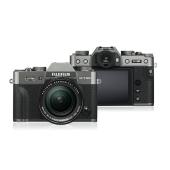 ミラーレスカメラ「FUJIFILM X-T30 チャコールシルバー」