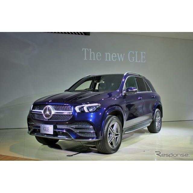 メルセデス・ベンツ日本はフルモデルチェンジした、SUVの中核モデル、『GLE』を日本に導入。新型はGLE初と...