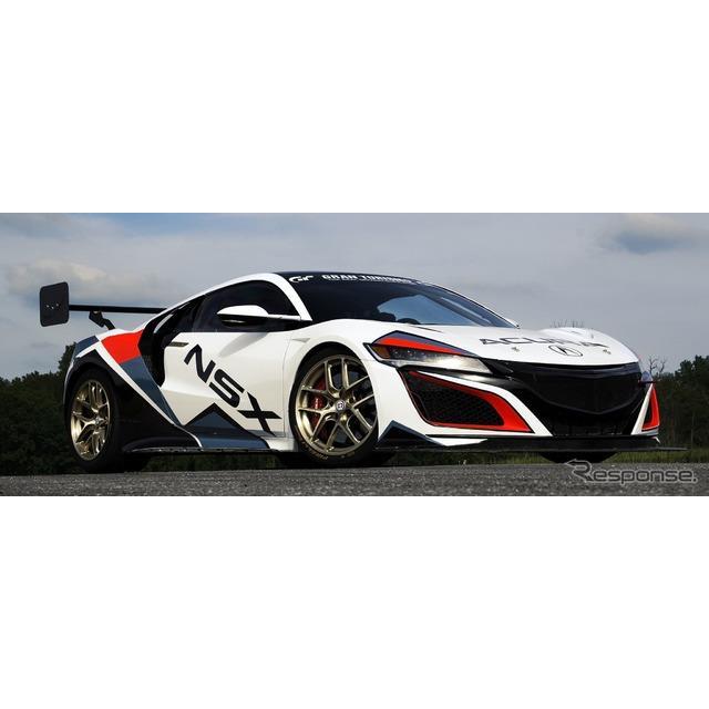 ホンダの海外向け高級車ブランド、アキュラは6月19日、米国コロラド州で6月30日に開催される「パイクスピー...