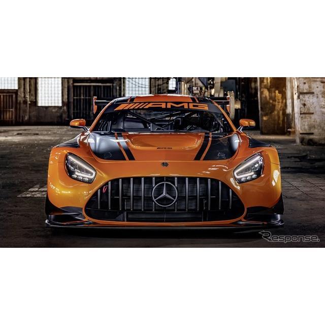 メルセデスベンツは6月21日、『メルセデスAMG GT3』(Mercedes-AMG GT3)の改良新型を欧州で発表した。  ...