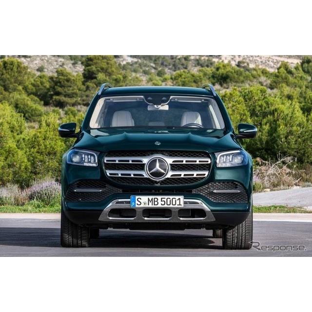 メルセデスベンツは6月24日、新型『GLS』(Mercedes-Benz GLS)を欧州市場で発売した、と発表した。  2世...