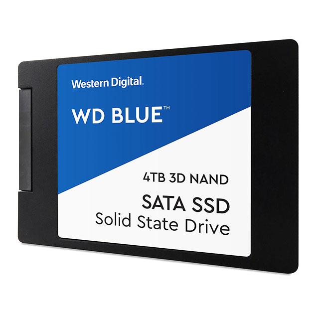 WD Blue 3D NAND SATA SSD 4TB