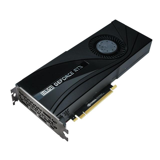 ELSA GeForce RTX 2080 ST GD2080-11GERST