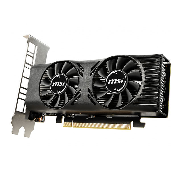 GeForce GTX 1650 4GT LP