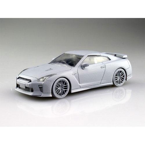 「ニッサン GT-R」MY17モデル、塗装・接着剤不要のスナップキットで登場