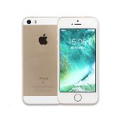 iPhone SE ゴールドモデル
