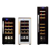 デバイスタイル、静粛性が向上したファンレスワインセラー「CF-C15W」など